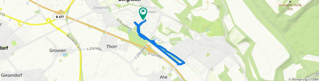 Finkenweg 20, Bergheim nach Finkenweg 20, Bergheim