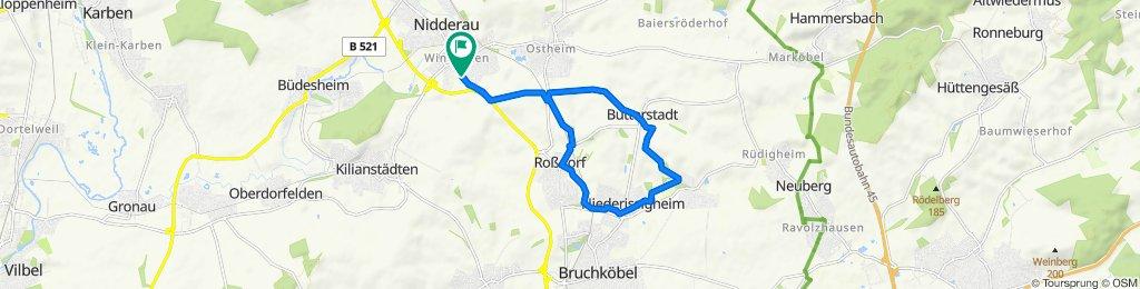 Im Grund 6, Nidderau nach Im Grund 3A, Nidderau