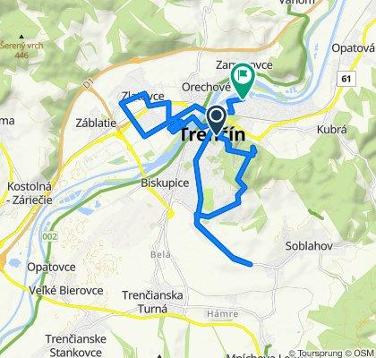 Trenčín - Brezina