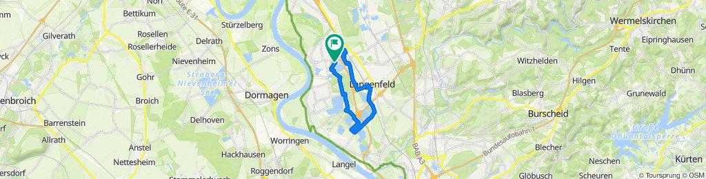 Langenfelder Gewässertour