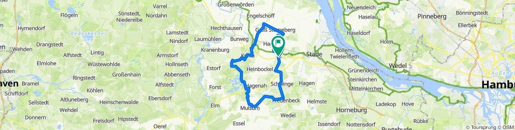 Grefenmoor  Oldendorf  Burweg  Grefenmoor