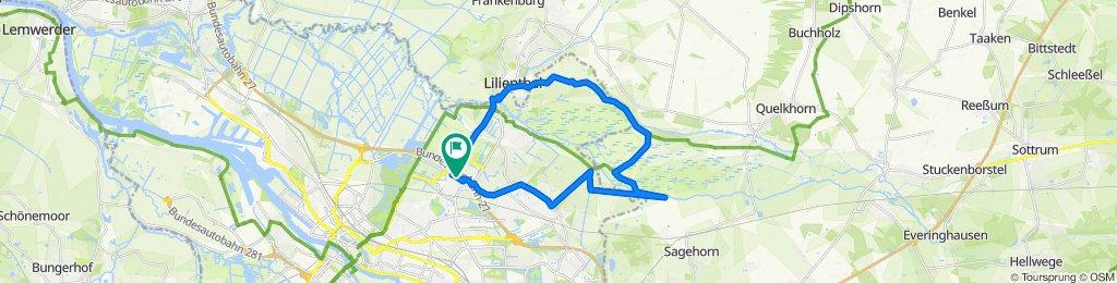 Vorkampsweg 112, Bremen nach Vorkampsweg 112, Bremen