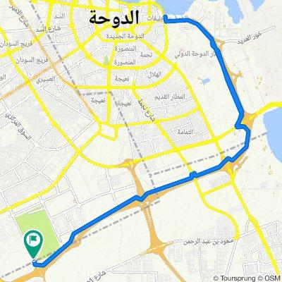 Easy ride in Al Rayyan