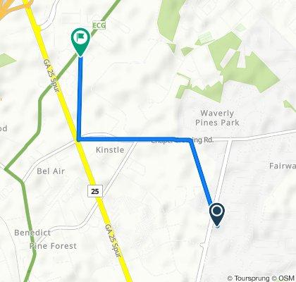 Kevin Way 1128, Brunswick to Canal Road 536, Brunswick