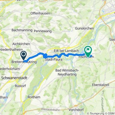 Entspannende Route in Fischlham