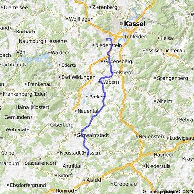 RTF Schrecksbach Sternfahrt