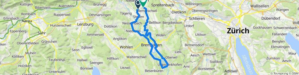 Reusstal - Flachsee