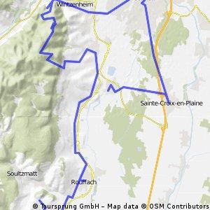 20100718 Radtour 2.Tag