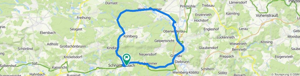 Meisenweg 8, Schnaittenbach nach Meisenweg 6, Schnaittenbach