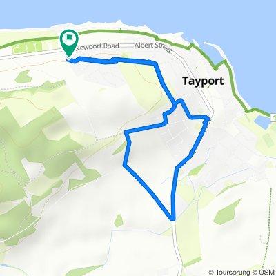 Slow ride in Tayport
