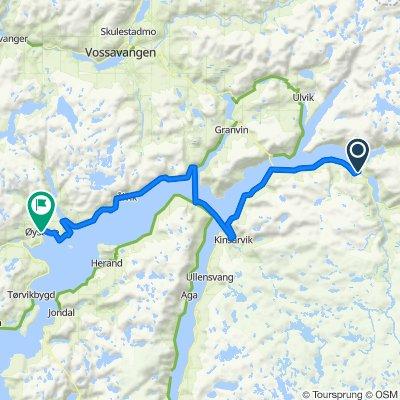 Eidfjord-Oystese