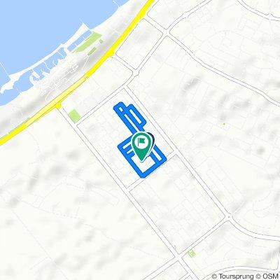 Steady ride in Ras Al Khaimah