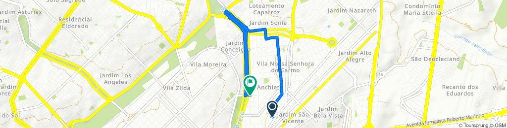 Passeio rápido em São José do Rio Preto