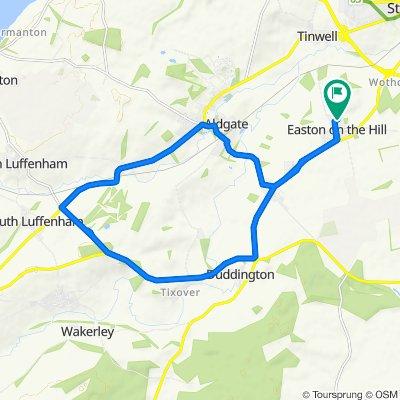 5 The Lane, Stamford to 5 The Lane, Stamford