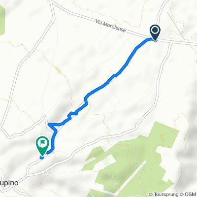 Da SP23 2, Supino a Via La Mola 21, Supino