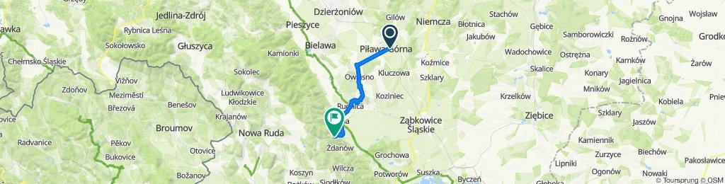 Henryka Sienkiewicza 22, Piława Górna do Kręta 4, Srebrna Góra