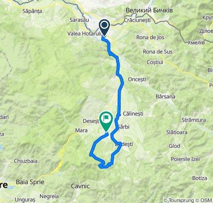 Route to DC14, Hoteni
