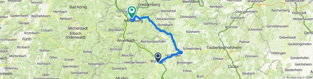 Walldürn-Hardheim-Miltenberg