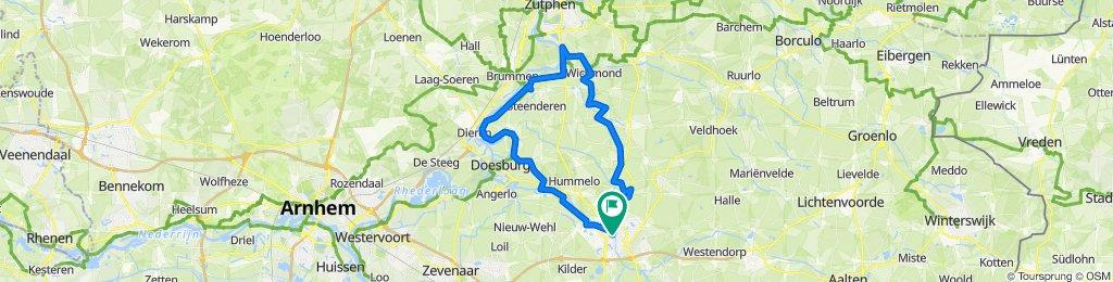 09mei20 - Hg Keppel Achter-Drempt langs IJssel Bronkhorst Vierakker