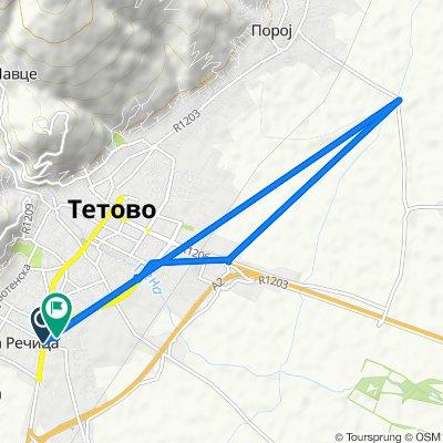 Ilindenit, Tetovë to Ilindenit b.b., Tetovë