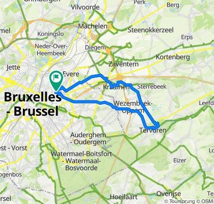 Schaarbeek en Vlaamse rand