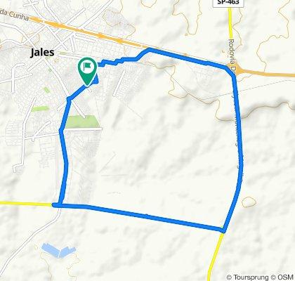 Passeio rápido em Jales