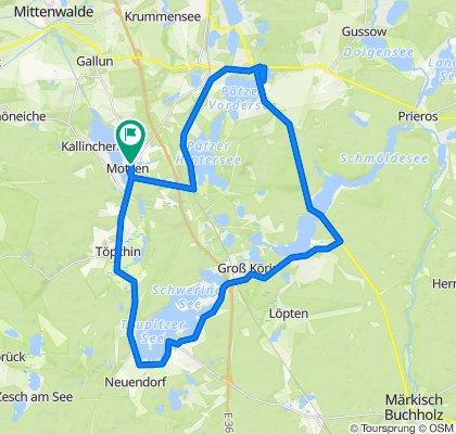 Bestenseer Straße 1A, Mittenwalde nach Bestenseer Straße 1A, Mittenwalde