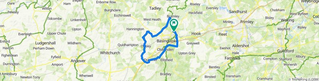 basingstoke loop #2