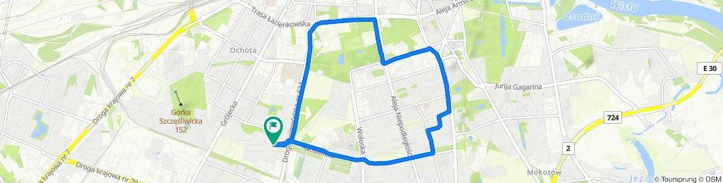 Niedzielne 10 km