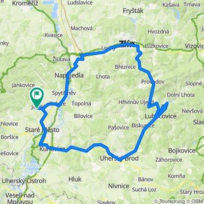 Easy ride in Jalubí