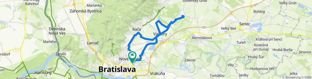 Prešovská 40 do Slovensko-milkovci