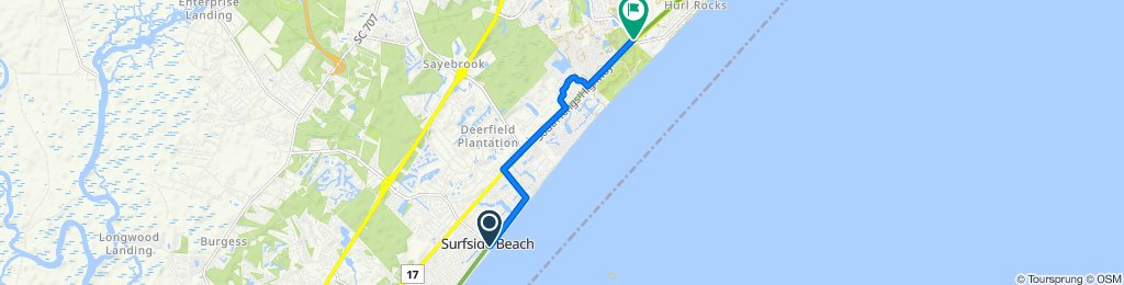 surfside to market commons