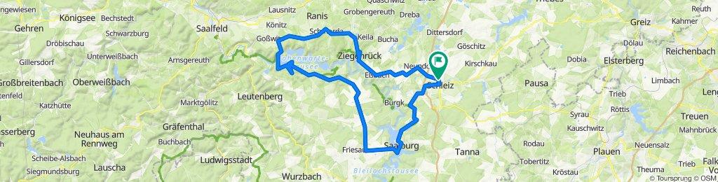 2020-05-09 SCZ-Hohenwartestausee und Teil Bleilochstausee-SCZ