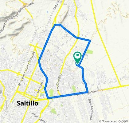 Paseo increíble en Saltillo