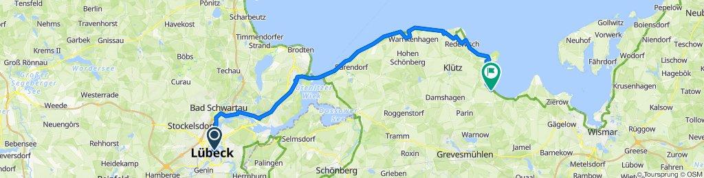 2 Lübeck - Wohlenberg
