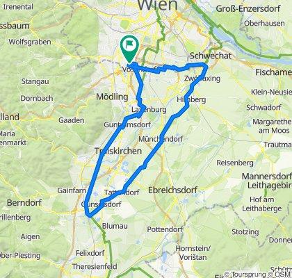 2020-05-10 3:25 Triestingradweg