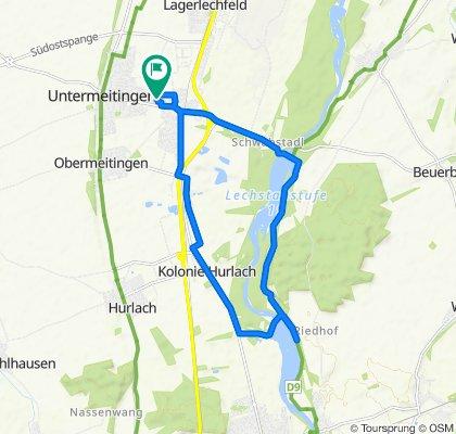 Eichenweg 7A, Untermeitingen nach Eichenweg 7A, Untermeitingen