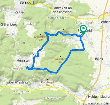 Enzesfeld-Aigen-Hernstein