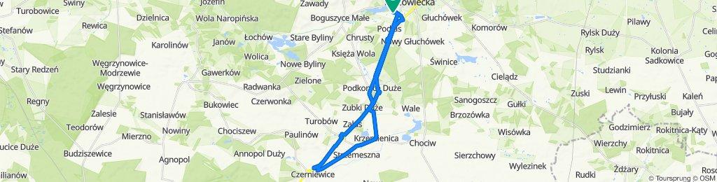 Rawa, Czerniewice, krzemienia, podlaskie, raws