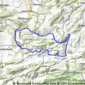 Chaltbrunnetal-Tour