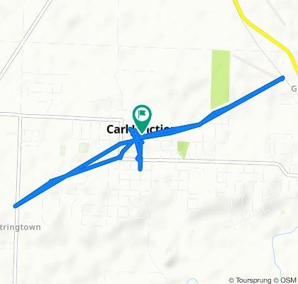 Ruby Jack Trail Carl Junction, MO