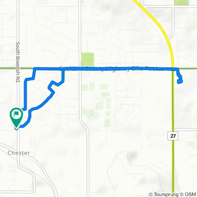 Steady ride in Spokane Valley