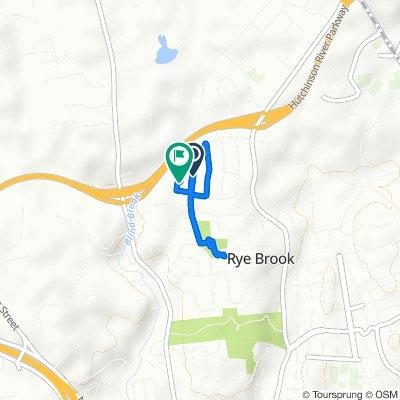 8 Latonia Rd, Rye Brook to 46 Windingwood Rd N, Rye Brook