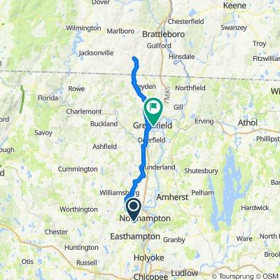 Green River Vermont Loop