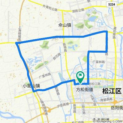 18.6 mile loop