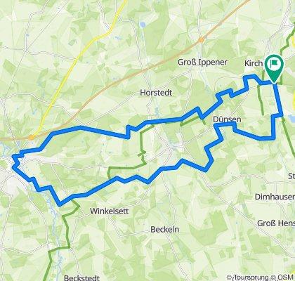 MTB-Tour_Kätingen-Wildeshausen