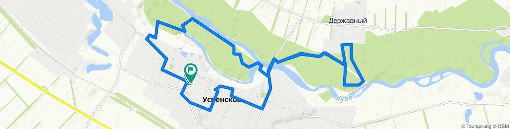 По лесам Успенского района