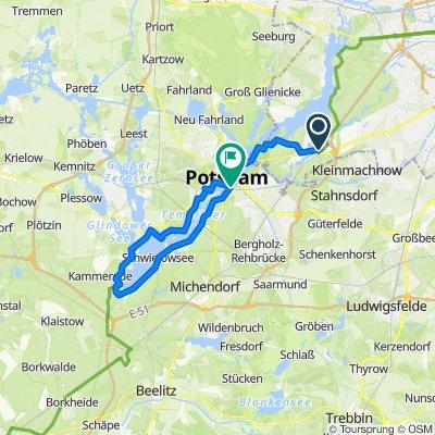 Wannsee - Potsdam