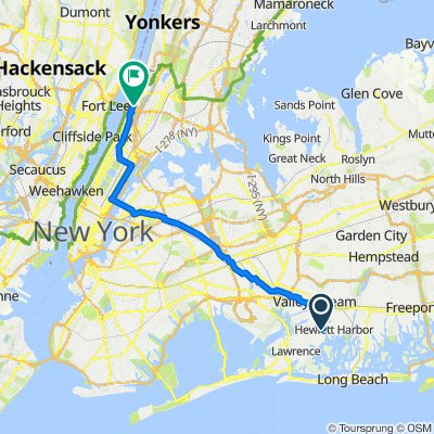 250 Meadowview Ave, Hewlett Bay Park to 648–698 W 183rd St, New York