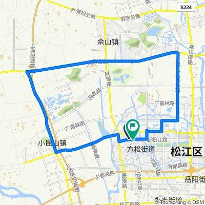 18.3 mile loop